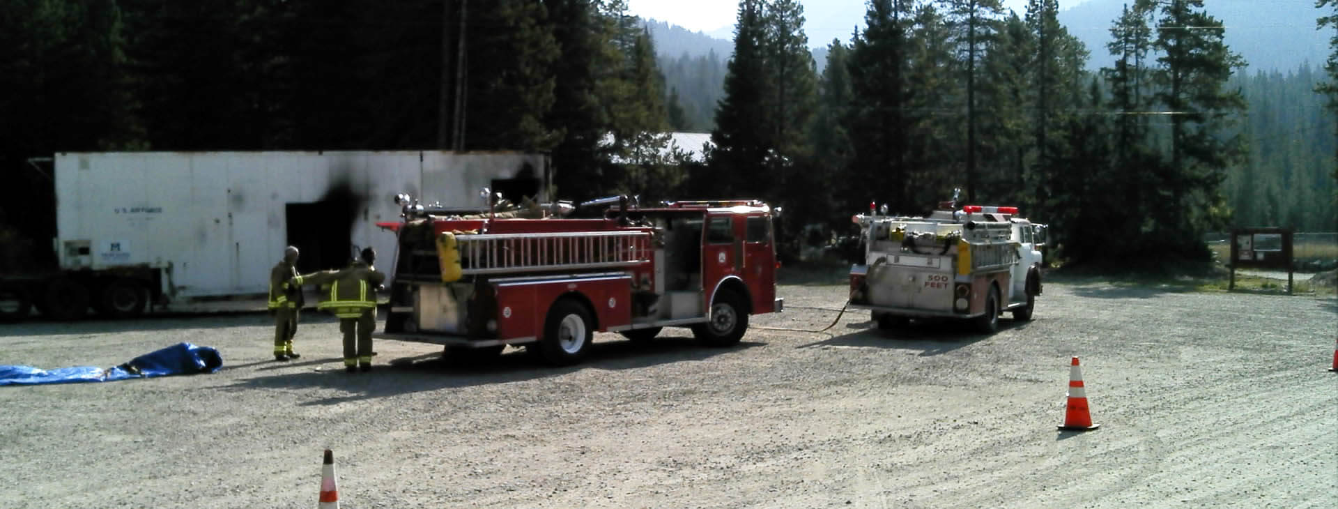 Cooke City Fire Apparatus